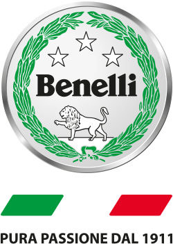 logo Benelli noir