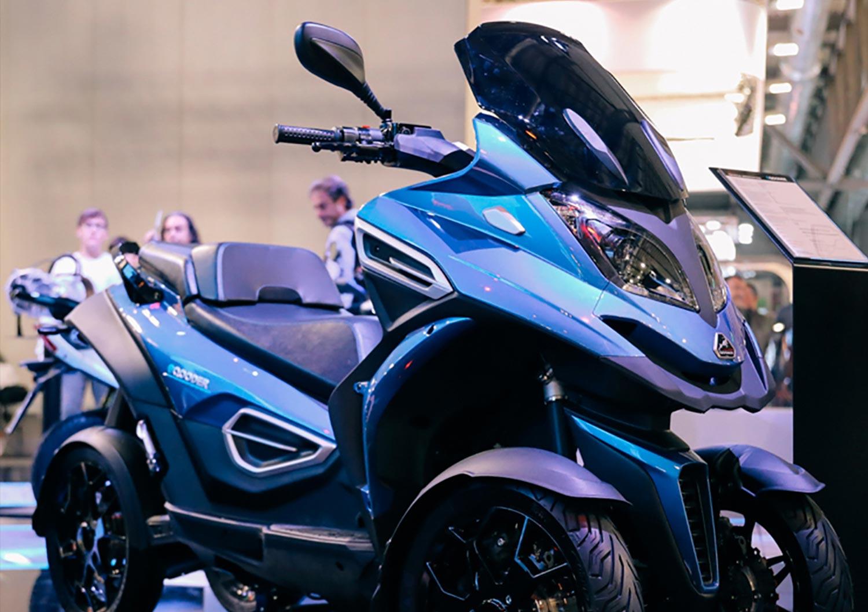 Quadro Vehicules E Qooder