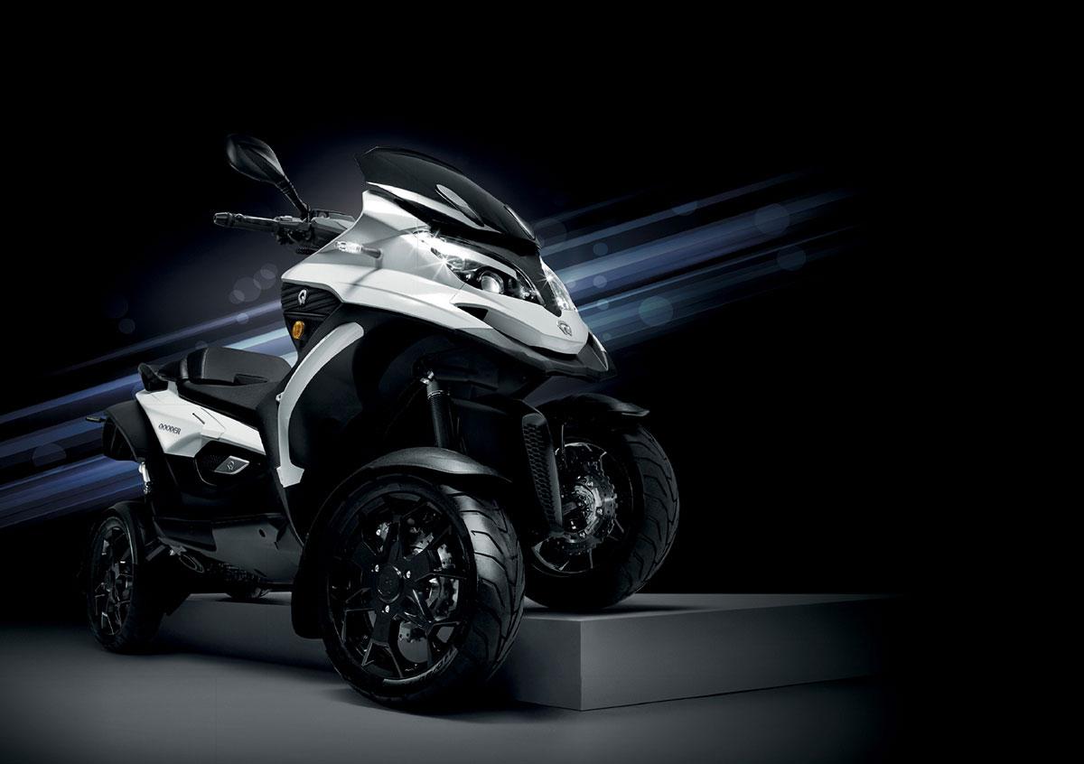 Quadro Vehicules Qooder