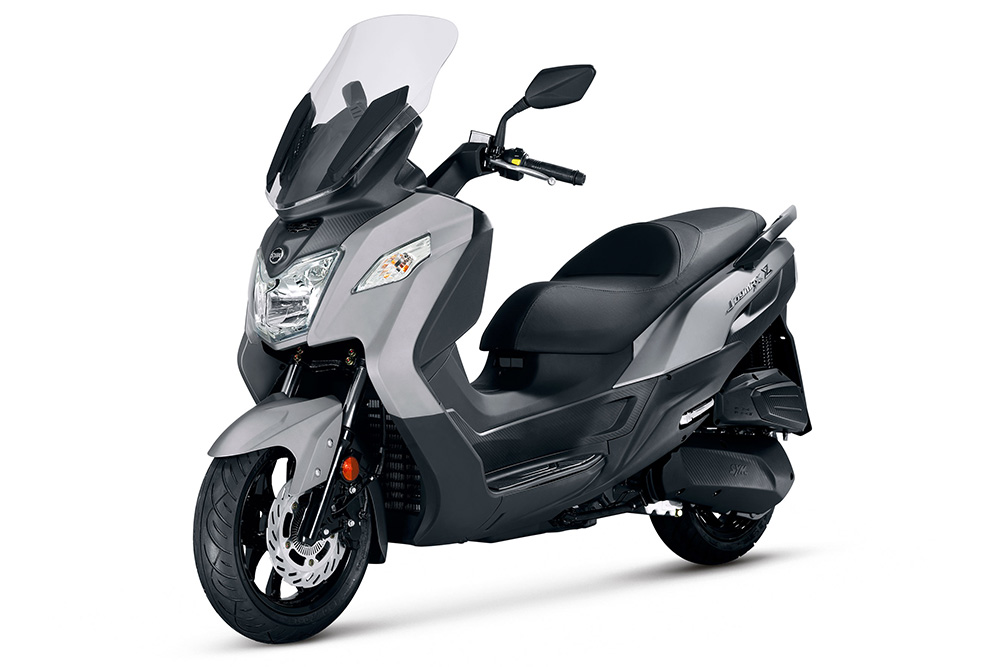 maxi scooters Sym
