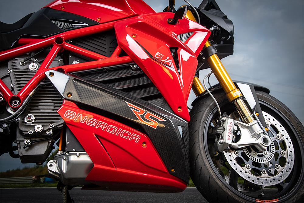 motos électriques Energica