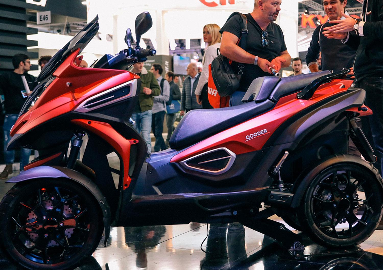 Quadro Vehicules New Qooder