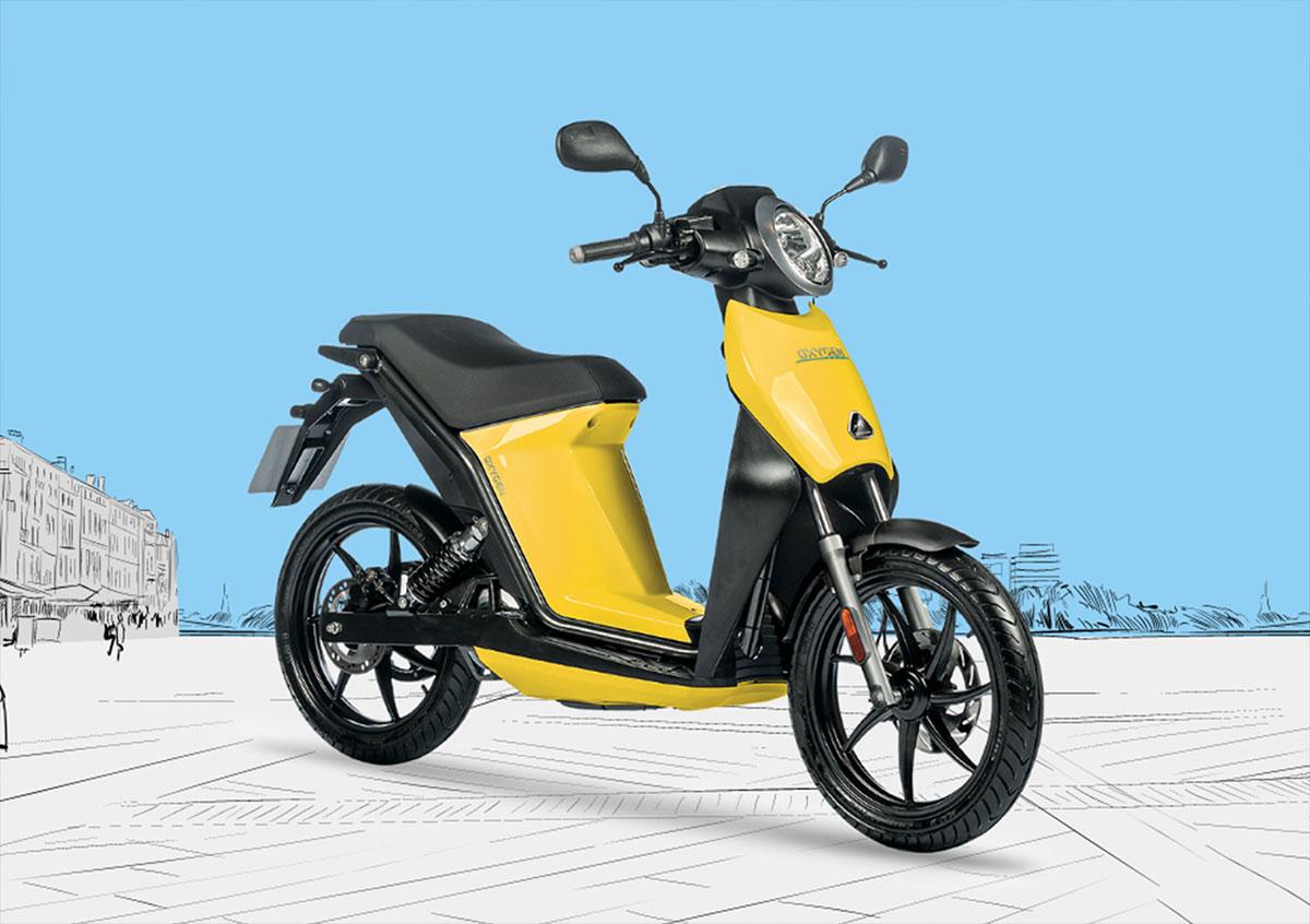 Quadro Vehicules Oxygen électrique
